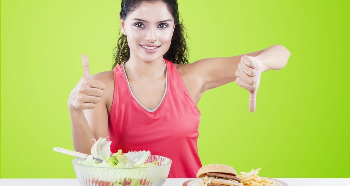 7 Diet Changes Women Must Make After 40